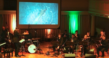Nu Civilisation Orchestra perform Joe Harriott's 'Parallel' at St George's Bristol