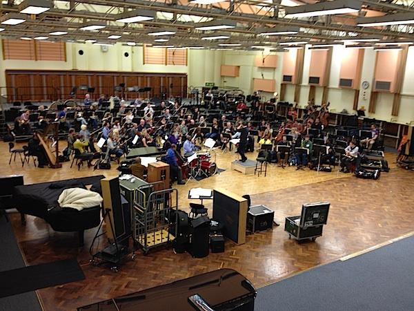 Nu Civilisation Orchestra & BBC Concert Orchestra