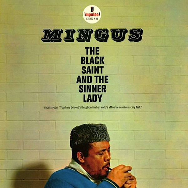 Mingus-The Black Saint And The Sinner Lady album cover