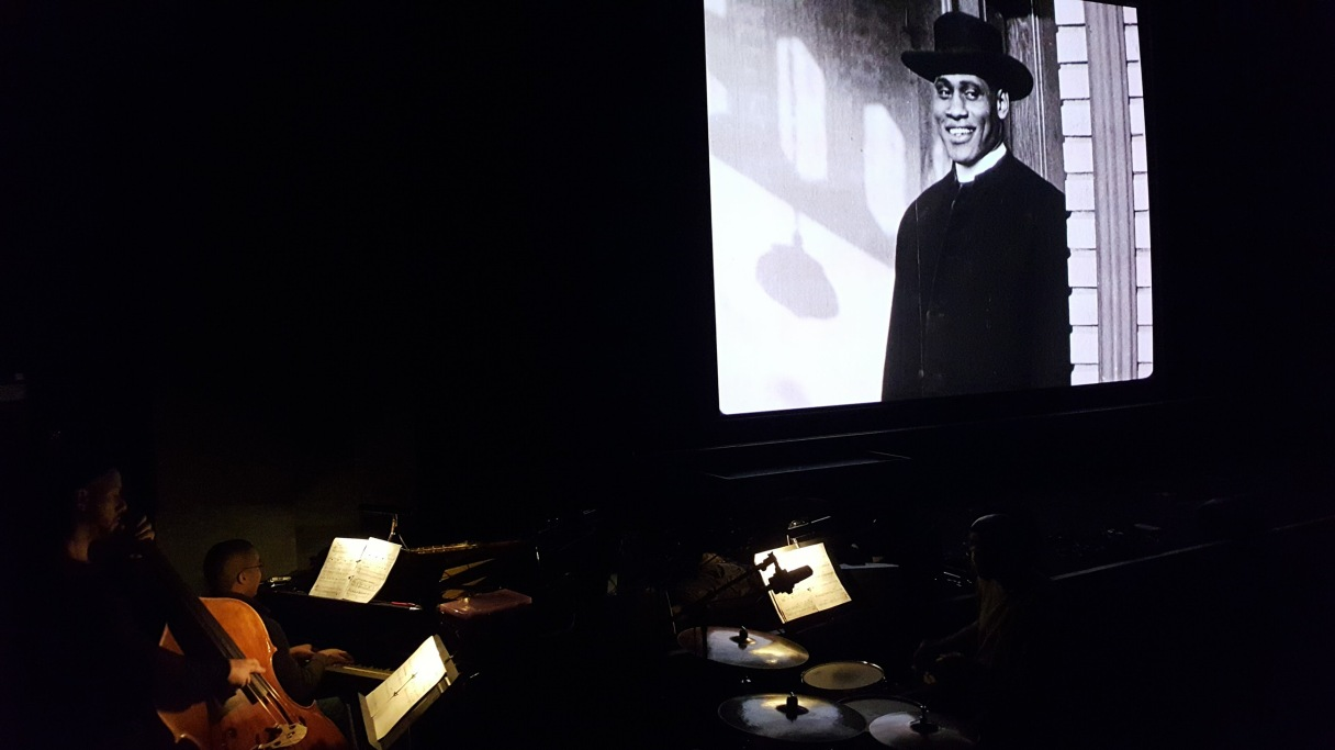 Nu Civilisation Orchestra Ensemble premieres Peter Edwards' live score for the film, Body And Soul