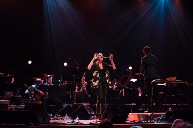 Nu Civilisation Orchestra - Hejira - Southbank Centre - Nadine Shah