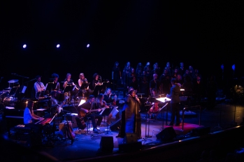 Nu Civilisation Orchestra-Hejira-Southbank Centre-Eska-Voicelab-Women for Refugee Women