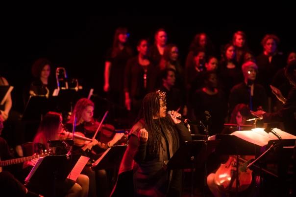 Nu Civilisation Orchestra-Hejira-Southbank Centre-Eska-Voicelab-Women for Refugee Women