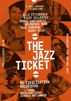 Nu Civilisation Orchestra-The Jazz Ticket