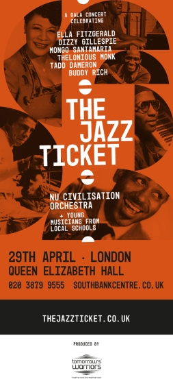 The Jazz Ticket-London-eflyer