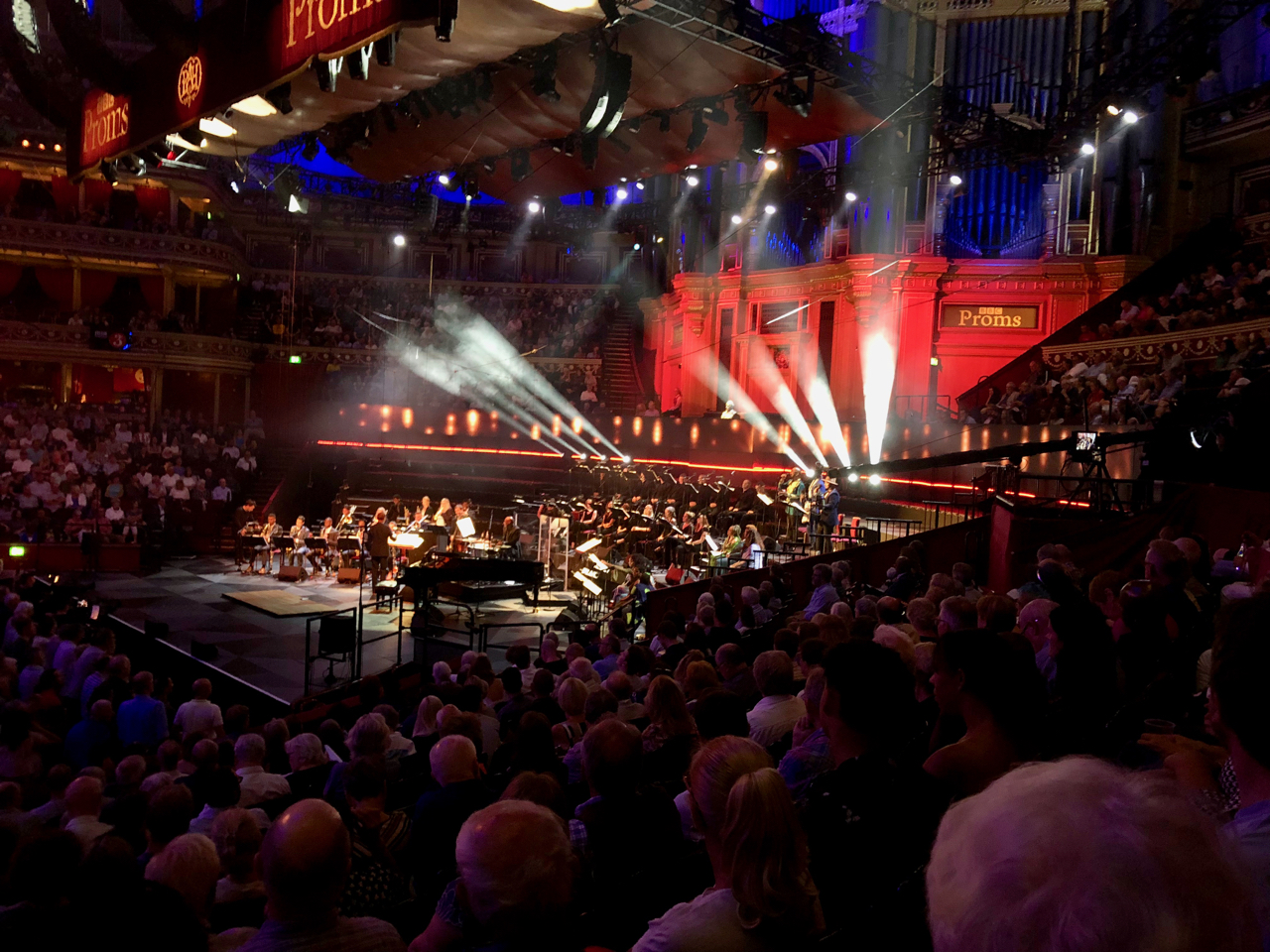 Nu Civilisation Orchestra-Royal Albert Hall London-29Aug2019